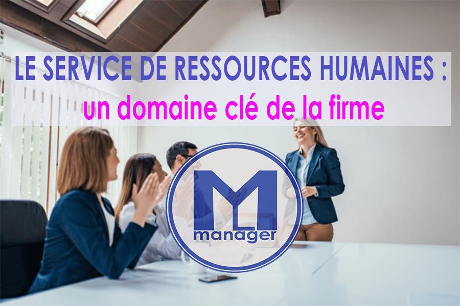 Service de Ressources Humaines