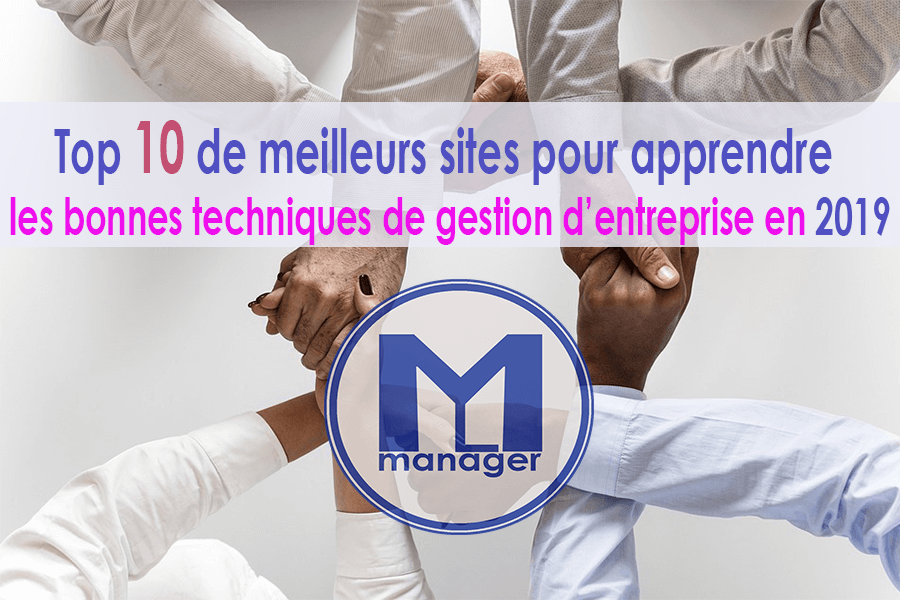 10 meilleurs sites du management
